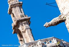 Valencia (Lord Seth) Tags: 2013 catedraldevalencia d5000 lordseth plazadelavirgen vacanze details holydays nikon spagna valencia