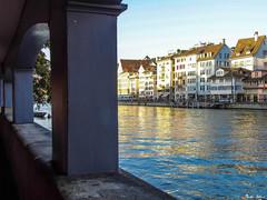 Zrich, Switzerland (boti_marton) Tags: zrich switzerland svjc cityscape city europa sunset street panasonic dmc lz20 lumix travel