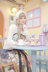 Soufflesong (Himezawa_Cosplay) Tags: soufflesong lolita fashion cat dress coord egl himezawa btssb metamorphose tems de fille handmade