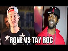 Rone Says Hell Cook Tay Roc + Talks Battling Dizaster &... (battledomination) Tags: rone says hell cook tay roc talks battling dizaster battledomination battle domination rap battles hiphop the saurus charlie clips murda mook trex big t pat stay conceited charron lush one smack ultimate league rapping arsonal king dot kotd freestyle filmon