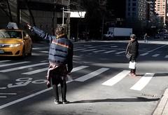 IMG_1001 (marielepin) Tags: yellowcab newyorkcity midtown light color streetphotography newyorklife goingsomewhere newyorker street