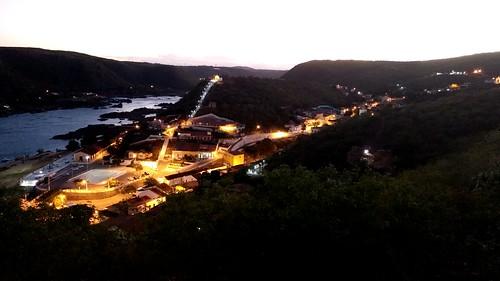 City of Piranhas, Alagoas, Brazil