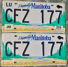 MANITOBA 2016 ---UNLIMITED LIVERY PLATE (woody1778a) Tags: manitoba canada licenseplate numberplate registrationplate mycollection myhobby