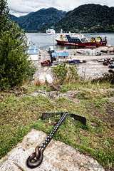 Puerto Chacabuco (hapePHOTOGRAPHIX) Tags: 152chl amricadelsur aysn boot chile kreuzfahrtschiff ncl nikond750 norwegiancruiseline norwegiansun puertochacabuco schiff schifffahrt southamerica sdamerika transport boat crucero cruiseship hapephotographix marine xiregin cl