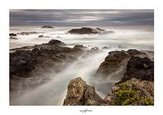 ........................ (.... belargcastel ....) Tags: galicia meiras valdovio espaa spain belnargeso belargcastel le mar rocas nubes seascape