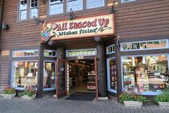 IMG_0382 (dennis gray) Tags: gatlinburg greatsmokiesmountainnatioinalpark signs storefronts