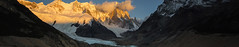 Cerro Torre (Nelus Photography) Tags: landscape ice glacier eis gletscher sunrise sonnenaufgang wolken clouds cloudy snow mountainrange mountain mountains patagonia outdoor argentina southamerica chalten