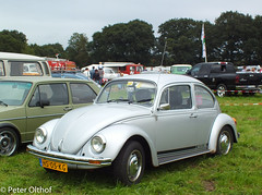 Volkswagen Kfer / Kever / Beetle (peterolthof) Tags: neurhede 1011092016 peter olthof peterolthof