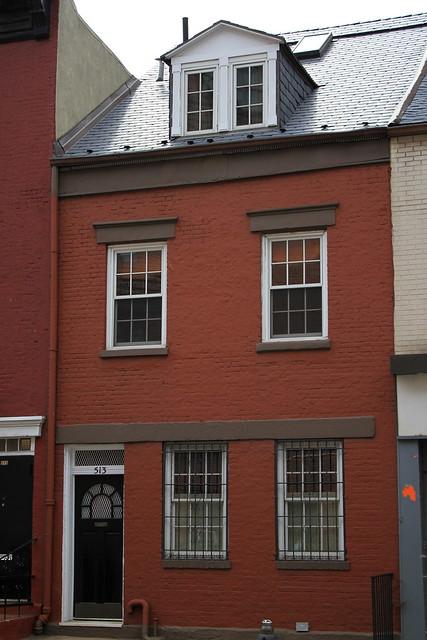 513 Grand Street House