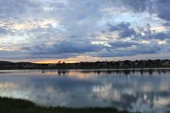 (12/366) Natural beauty. (karolalmeida) Tags: brazil sky sun lake tree nature beautiful canon photography photo natural bahia t2i