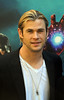Chris Hemsworth Stars of the new movie 'The Avengers' attend a photocall in Rome Rome, Italy