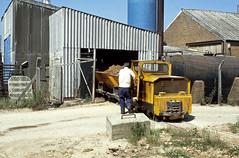Star Lane (Kingmoor Klickr) Tags: industrial railway brickworks gauge essex narrow southend alankeef gordonedgar 40sd530 cherryorchardbrickworks