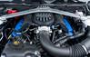 Ford Boss 302 (elatawiec62) Tags: auto car race texas racing nascar tms texasmotorspeedway samsungmobile500 samsungmobile5002012