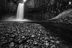 Promethius Has Landed (Chris Ross Photography) Tags: white black oregon river waterfall abiqua