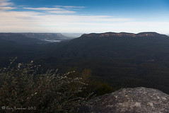 Day 132 Morning Mt Solitary (gregdarcy) Tags: day132 leura sublimepoint