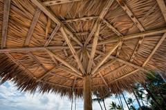 Beach Hut (todd landry photography) Tags: beach nikon dominican republic hut punta cana hdr d700