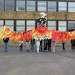 A phoenix puppet created at a Community Workshop for the Hot House production © Lesley Ford/ROH 2012