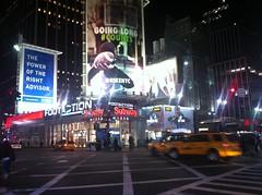 New York med mamma