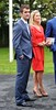 Danny Pugh The wedding of Irish footballer Glenn Whelan to Karen Byrne held at St. Philomena's Church in Palmerstown Dublin, Ireland