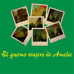 Camiseta (t-shirt) Gnomo viajero de Amelie (Tocamisetas) Tags: shirt movie gnome joke father tshirt amelie pelicula padre camiseta nomo gnomo traveler broma viajero