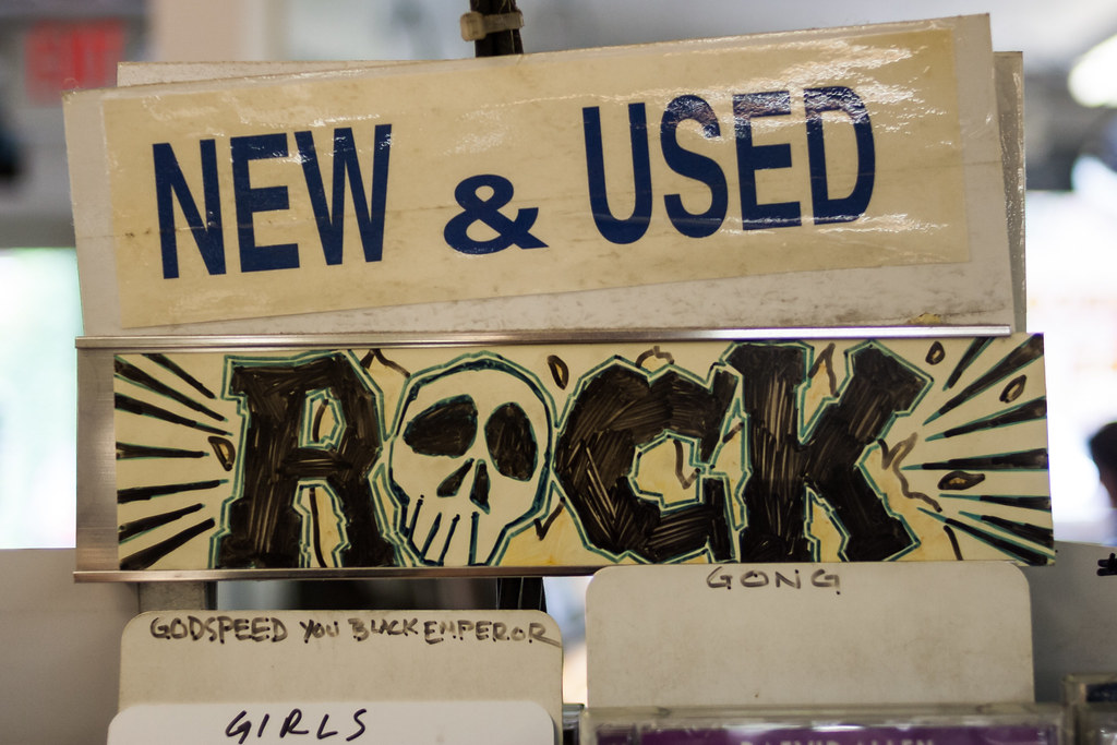 New & Used Girls Rock