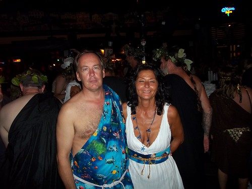 Key West Pre Fantasyfest 6. Fantasy Fest The Bull Whistle Garden Of Eden A  Photo On Flickriver