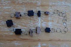 prove catalogo 036 (Basura di Valeria Leonardi) Tags: basura collane polistirolo reciclo cartadiriso riciclo provecatalogo