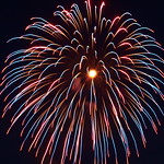 Fireworks at Jumpin' Jacks in Scotia NY thumbnail
