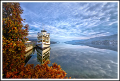 Lake George Morning (Paul Jolicoeur Photography (Catching up)) Tags: legacy shining dockbay daarklands mygearandme