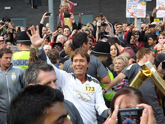 Cliff Richard the Torch Bearer at Edgbaston (CoasterMadMatt) Tags: city greatbritain summer england cliff west celebrity english june 30 fire photography photo birmingham day tour unitedkingdom britain games parade flame torch photographs richard singer british procession olympic olympics sir bearer relay westmidlands day43 43 2012 midlands 173 olympicgames olympicflame london2012 cliffrichard olympictorchrelay edgbaston torchbearer 2012olympics themidlands sircliff sircliffrichard 30062012 coastermadmatt olympictorchtour olympictorchrelay2012 30june2012 30thjune2012