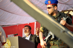 Morsi addresses Tahrir