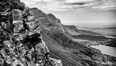 Ben More Coigach (Ben Atmer) Tags: blackandwhite scotland highlands assynt benmorecoigach olympusem5