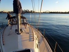 "Capella Late afternoon Sydney Harbour • <a style=""font-size:0.8em;"" href=""http://www.flickr.com/photos/7120563@N05/7504138066/"" target=""_blank"">View on Flickr</a>"