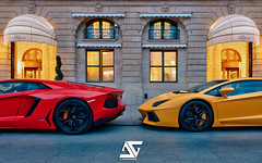 Make your choice (A.G. Photographe) Tags: paris france french nikon raw ag ritz nikkor fx lamborghini hdr parisian anto d800 parisienne xiii parisien vendme 2470 hdr1raw aventador antoxiii photoengine oloneo lp7004 agphotographe hdrengine