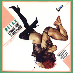 FRANKIE GOES TO HOLLYWOOD - RELAX (Leo Reynolds) Tags: album vinyl scan cover lp 33rpm 0sec hpexif xleol30x