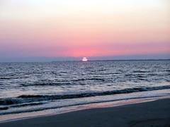 Ocean at Night (The Anchorage Beach Home) Tags: ocean night