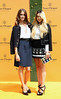 Jade Williams and Zara Martin Veuve Clicquot Gold Cup - Polo tournament held at Cowdray Park Polo Club Midhurst, England