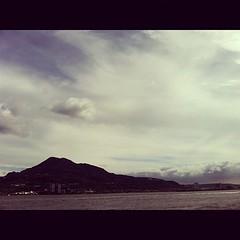 #sky #river #scenery