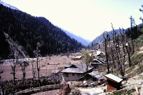 Old Pahalgam village, Kashmir