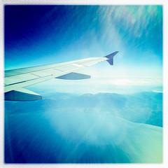 Kreta_Hip_001 (ksxle) Tags: sky fly aircraft kreta himmel greece flugzeug plain airplain fliegen hipstamatic