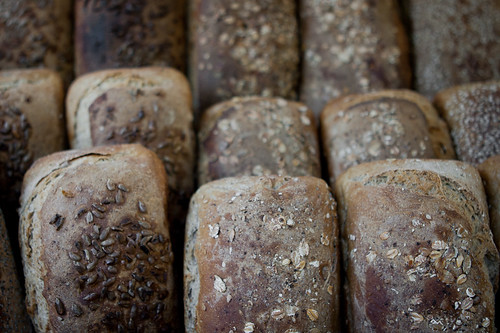 Bread I want to eat, Nérac Market