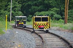 IMGP6317 (geepstir) Tags: car reading pennsylvania rail pa shamokin speeder sunbury narcoa