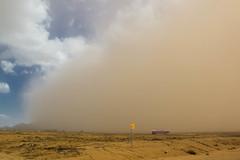 Haboob...just taken (greenschist) Tags: arizona duststorm haboob