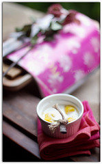 (*iris-hues*) Tags: pink woman india canon foodstyling pinkexplosion eos7d glasslighthues gettyimagesindiaq4 coconutmilkpannacottawithsafedachunks beenfreezingandstoringsafedamangocubes iftarleftover