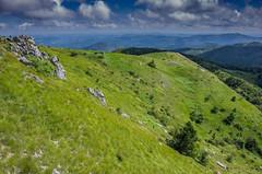 Shipka Mountain (BlaizeG) Tags: grass rocks4 green bulgaria mountain sky shipka starazagora bg
