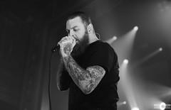 Senses Fail @ Webster Hall (maclynbeanphotography) Tags: sensesfail posthardcore emo punk buddynielsen websterhall 2015 nikond700
