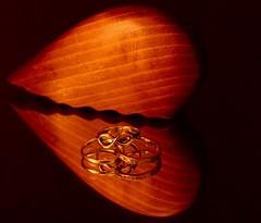 Broken Heart (kettiovercash) Tags: macromondaysinthemirror macromondays loml rings love heart