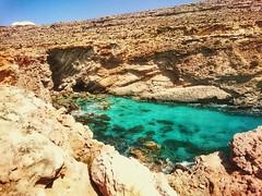 Zurrieq Malta (Meldarion) Tags: zurrieq sunny malta landscape cave sony xperiaz4 xperiaz3 seascape cliffs rocky rocks garigue malteseisland