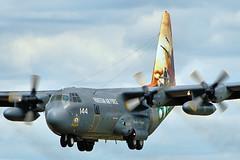 C-130E Hercules - RIAT 2016 (Airwolfhound) Tags: c130e hercules riat fairford pakistanairforce