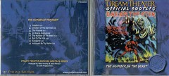 Dream Theater  Official Bootleg: The Number Of The Beast (hube.marc) Tags: dream theater  official bootleg the number of beast cd disque pochette musique